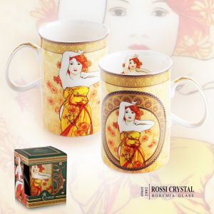 Porcelain mug Classic - Brightness of Day