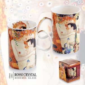 Porcelain mug Classic - Three Ages of Women