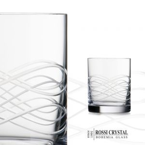 River - fine cut whisky tumbler