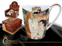 Porcelain mug - Three Ages of Woman