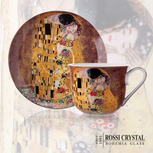 Cup and saucer - G.Klimt