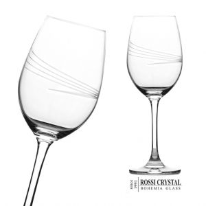 Pharos Viola 01, fine cut red wine glass