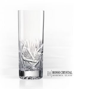 Fine cut water/ long drink glass, set of 6 pcs
